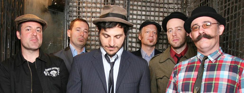 The Slackers + Antwerp Gipsy-Ska Orkestra