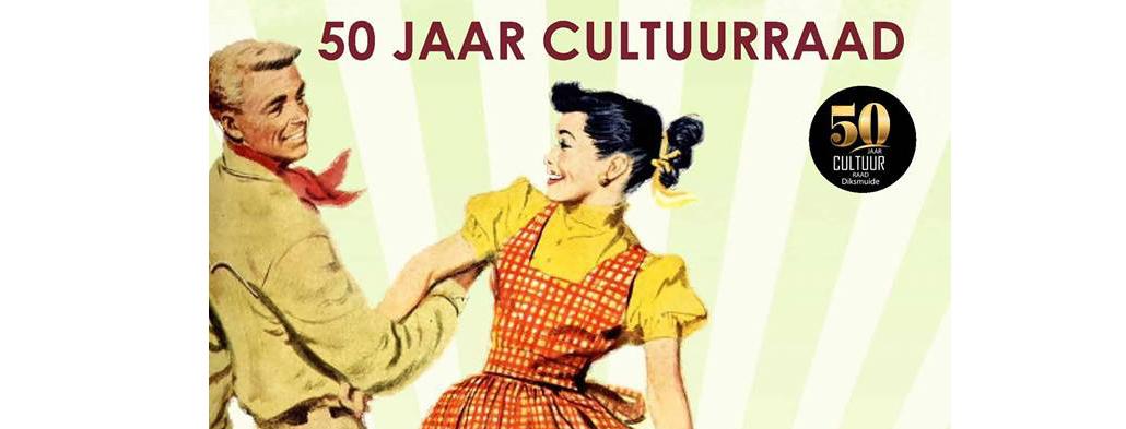 Feest 50 jaar cultuurraad