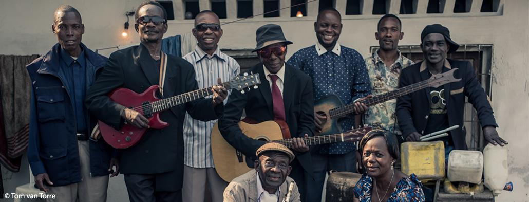 Bakolo Music International + Dijf Sanders