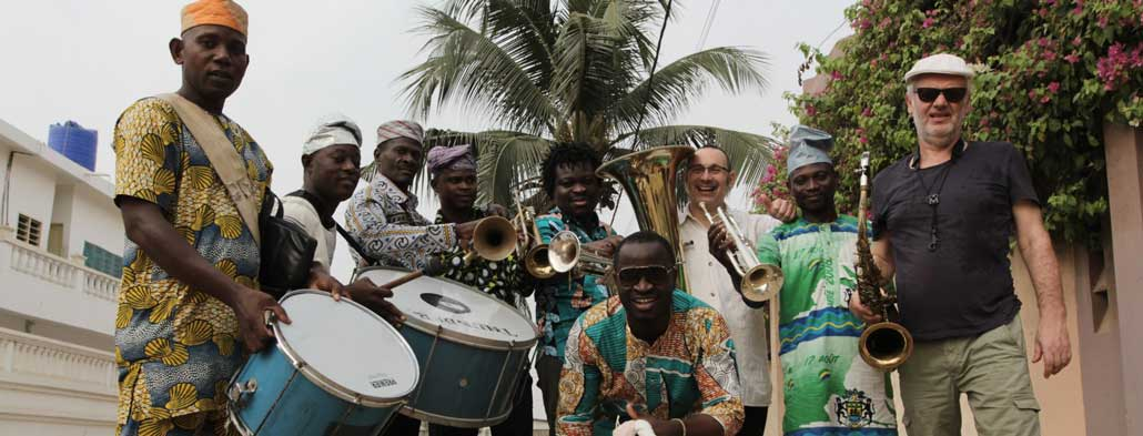 AGO! Benin Brass + Ahmed Roni and the New Era
