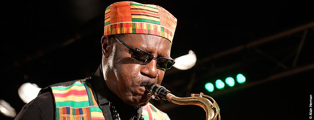 Gyedu-Blay Ambolley and his Sekondi Band